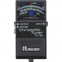 Boss TU-3W Waza Craft Chromatic Boden-Tuner