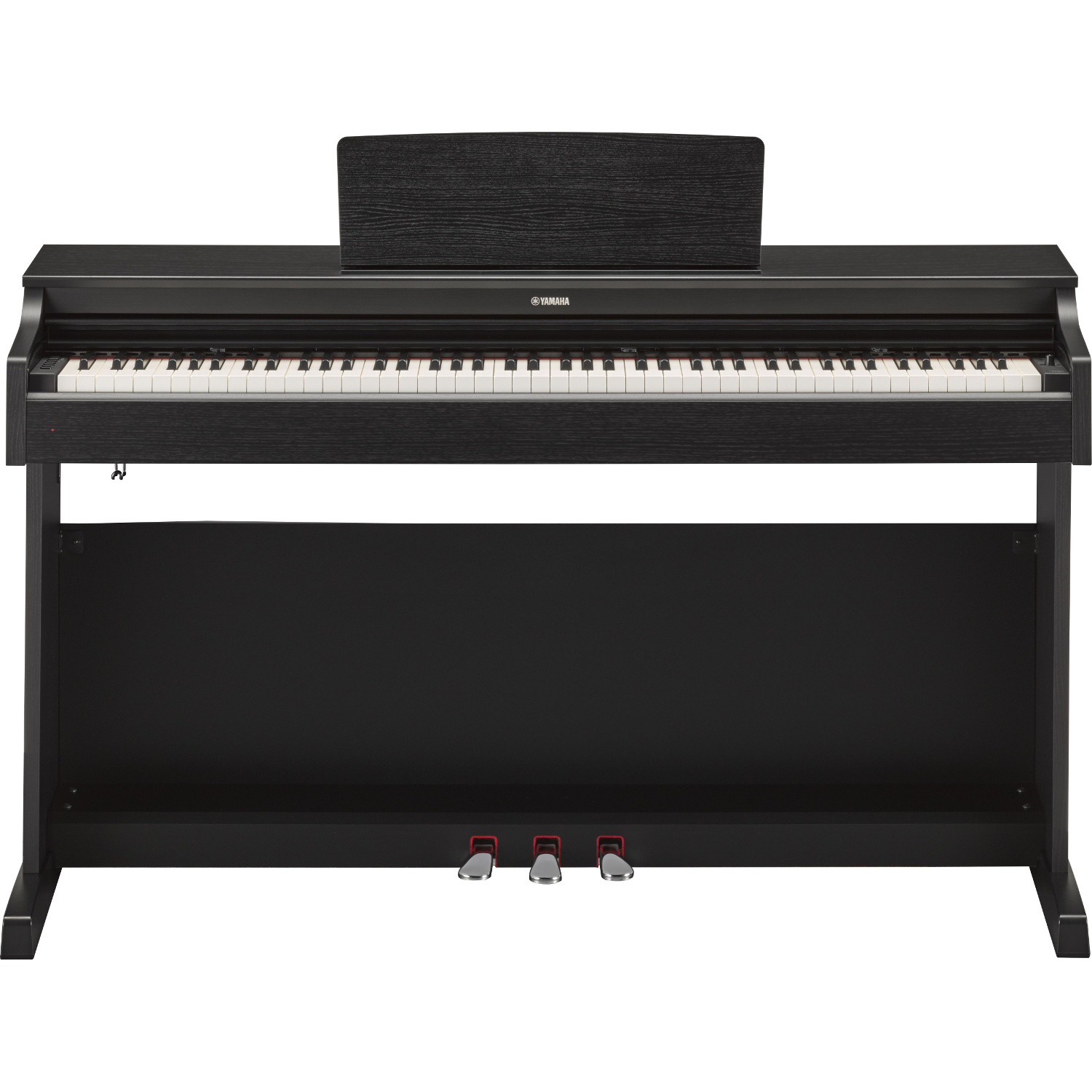 yamaha arius ydp 163b e piano schwarz kaufen bax shop. Black Bedroom Furniture Sets. Home Design Ideas