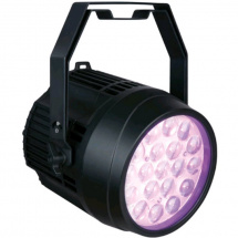 Showtec NANOQ 19 IP LED Par m. Zoom & Backlight