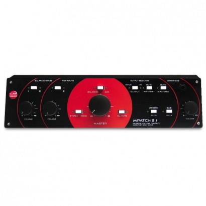 SM Pro Audio M-Patch 2.1 Monitor-Controller