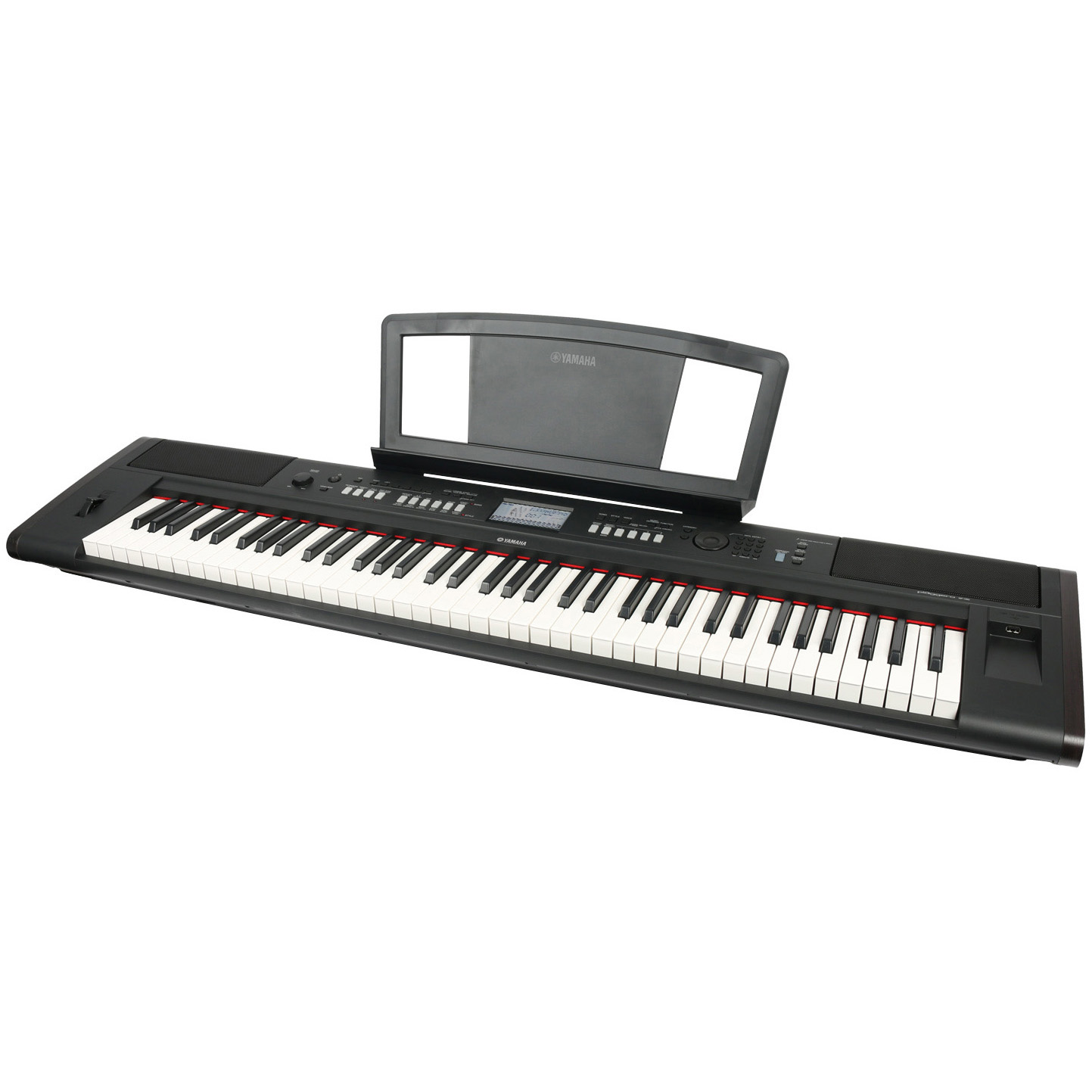 yamaha np v80 piaggero digital piano kaufen bax shop. Black Bedroom Furniture Sets. Home Design Ideas