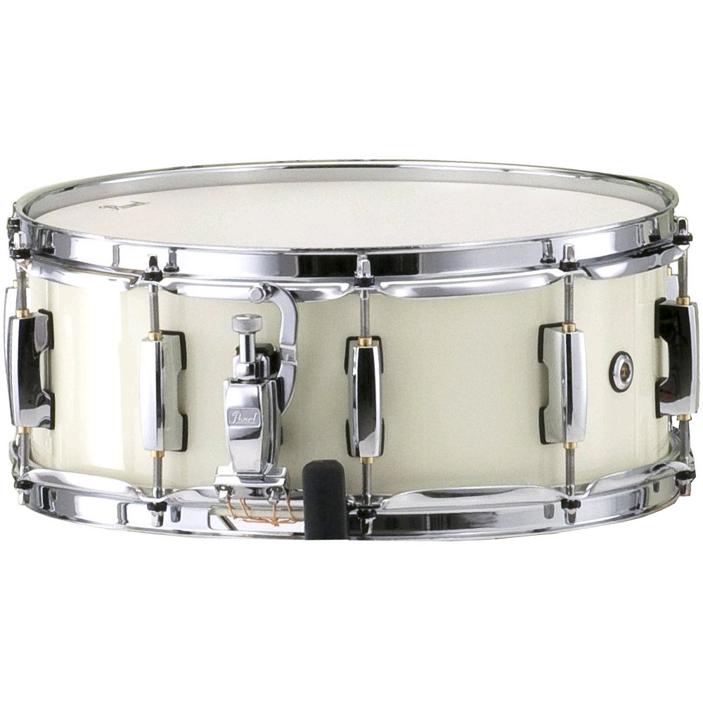 Pearl SSC1465S|C106 Session Studio Classic 14 x 6,5 Snare, Ivory