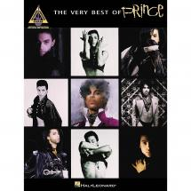 Hal Leonard - The Very Best of Prince - Guitar Recorded Version  Songbook