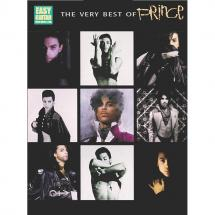 Hal Leonard - The Very Best of Prince - Easy Guitar Songbook