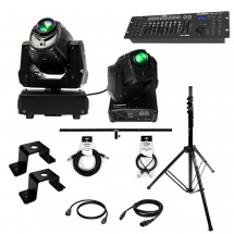 Ayra ERO 030 Plug and Play LED Moving Head Kit