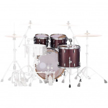 Pearl MRV904XEP/C354 Masters Maple Reserve Fusion Saphir Bordeaux