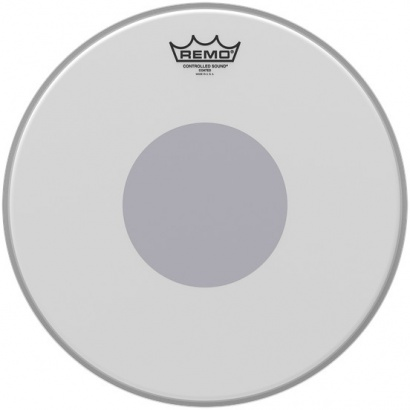 Remo CS-0113-10 Controlled Sound Coated 13 Zoll Snaredrumfell, Dot