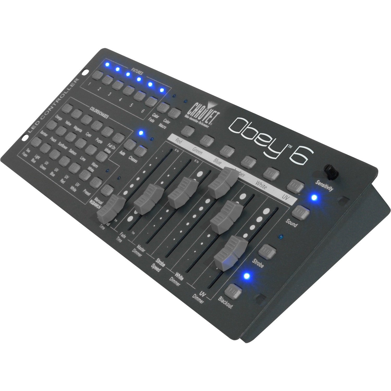 how to use dmx 192 controller
