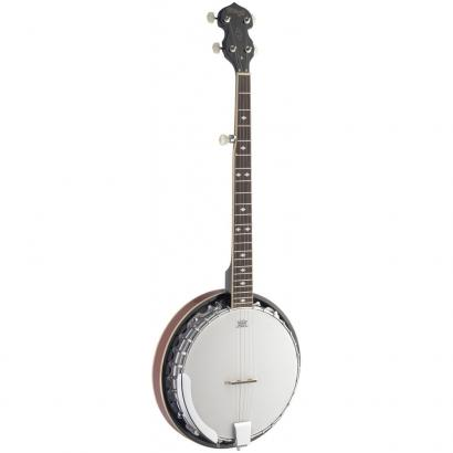 Stagg BJM30 DL 5-String Bluegrass Banjo Deluxe