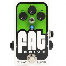 Pigtronix FAT Drive Overdrive-Pedal