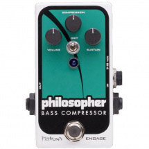 Pigtronix PBC Philosopher Bass Compressor Bodeneffekt