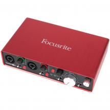 Focusrite Scarlett 2i4 (2nd Gen) USB-Audio-Interface