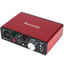 Focusrite Scarlett Solo (2nd Gen)  USB-Audio-Interface