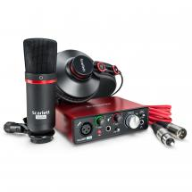 Focusrite Scarlett Solo Studio (2nd Gen) Pack