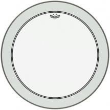 Remo P3-1326-C2 Powerstroke 3 Clear 26 Zoll Bassdrum-Schlagfell