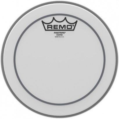 Remo PS-0108-00 Pinstripe Coated 8 Zoll Schlagfell für Tom