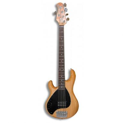 Music Man Stingray 5 LH  Natural Gloss, E-Bass, Linkshänder-Modell