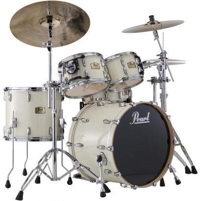 Pearl SSC924XUP Session Studio Antique Ivory 4-teiliger Kessel-Satz