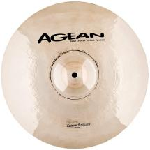 Agean CB14HH Custom Brilliant Hi-hat Becken, 14 Zoll