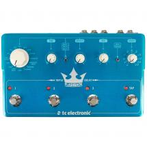 TC Electronic Flashback Triple Delay Bodeneffekt