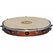 Meinl PA12CN-M Traditional Wood Pandeiro
