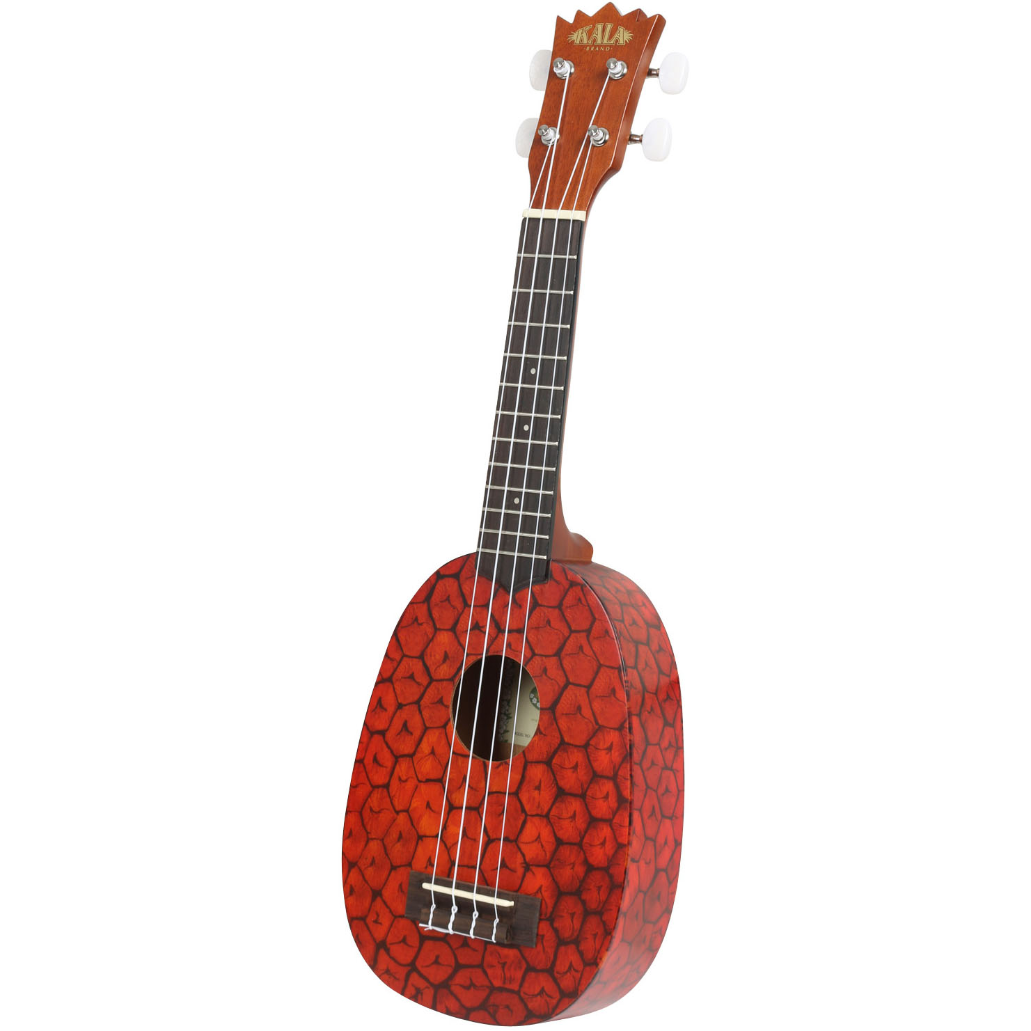 Kala KA PSS Novelty Series Sopranukulele, Pineapple
