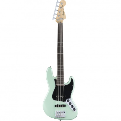 Fender Deluxe Active Jazz-Bass V Surf Pearl