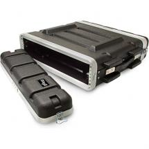 Stagg ABS-2U 19 Zoll Tunnel-Flightcase, 2 HE