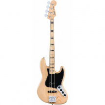 Fender Deluxe Active Jazz-Bass Natural