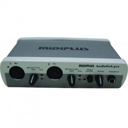 Midiplus Audiolink Pro Audio-Interface