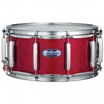 Pearl MCT1465S/C319, Inferno Red 14 x 6,5 Zoll Snare Drum