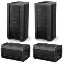 Bose F1 Stereo PA-Set inkl. F1 Subwoofer