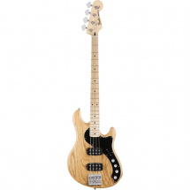 Fender Deluxe Active Dimension Bass V HH, in Natural MN