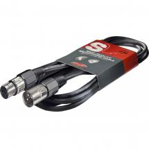 Stagg SMC3 Mikrofonkabel, 3 m