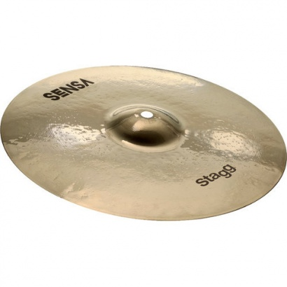 (B-Ware) Stagg SEN-SM12B 12 inch SENSA Brilliant Medium Splash