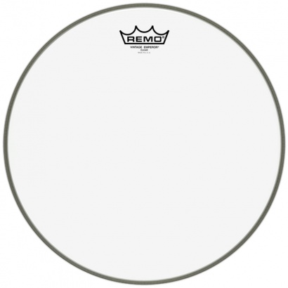 Remo VE-0318-00 Vintage Emperor, Clear, 18 Zoll Drumfell