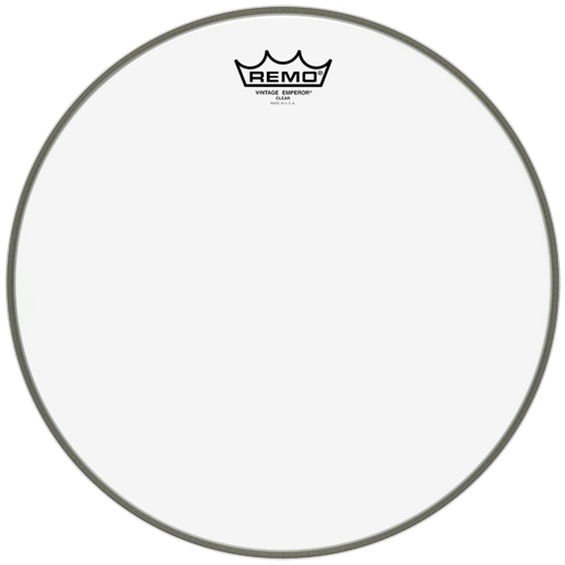 Remo VE 0318 00 Vintage Emperor, Clear, 18 Zoll Drumfell