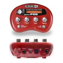 Line 6 Pocket POD Multieffekt-Processor, Taschenformat