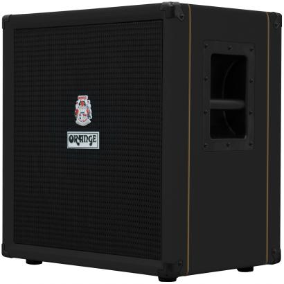 Orange Crush Bass Black 100 Watt Bassverstärker-Combo
