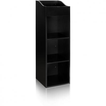 Zomo VS-Box 100/4 Black LP-Schrank