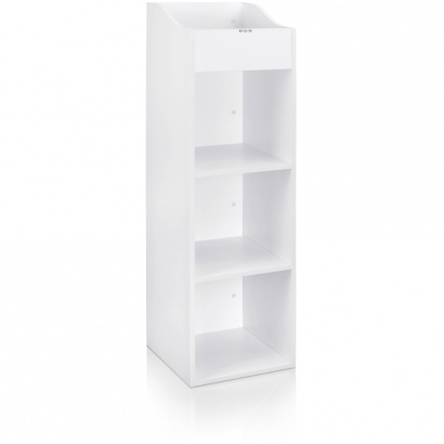 Zomo VS-Box 100/4 White LP-Schrank