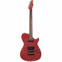 Cort MBC-1 RS Matthew Bellamy Red Sparkle E-Gitarre