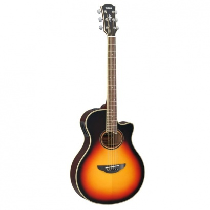 (B-Ware) Yamaha APX700II VS electro-acoustic steel-string guitar sunburst