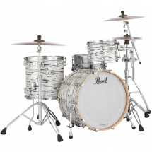 Pearl RF943XEP Reference 5-teiliger Kesselsatz Black 'n White Oyster