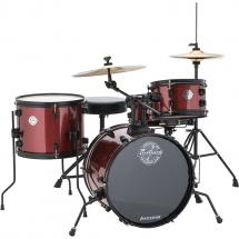 Ludwig LC178X025DIR Questlove Pocket Kit Red Wine Kinder-Schlagzeug
