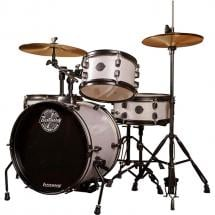 Ludwig LC178X029DIR Questlove Pocket Kit Silver Kinder-Schlagzeug