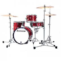 Ludwig Breakbeats by Questlove Kesselsatz, Wine Red Sparkle