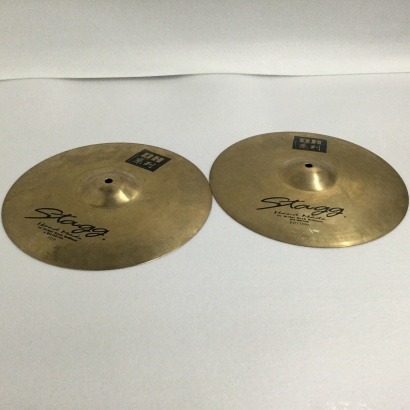 (B-Ware) Stagg DH-HB14B 14 inch HiHat bekkens