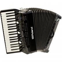 Roland FR-4X-BK V-Accordion (Pianoakkordeon), schwarz