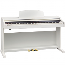 Roland RP501R-WH digital piano, white